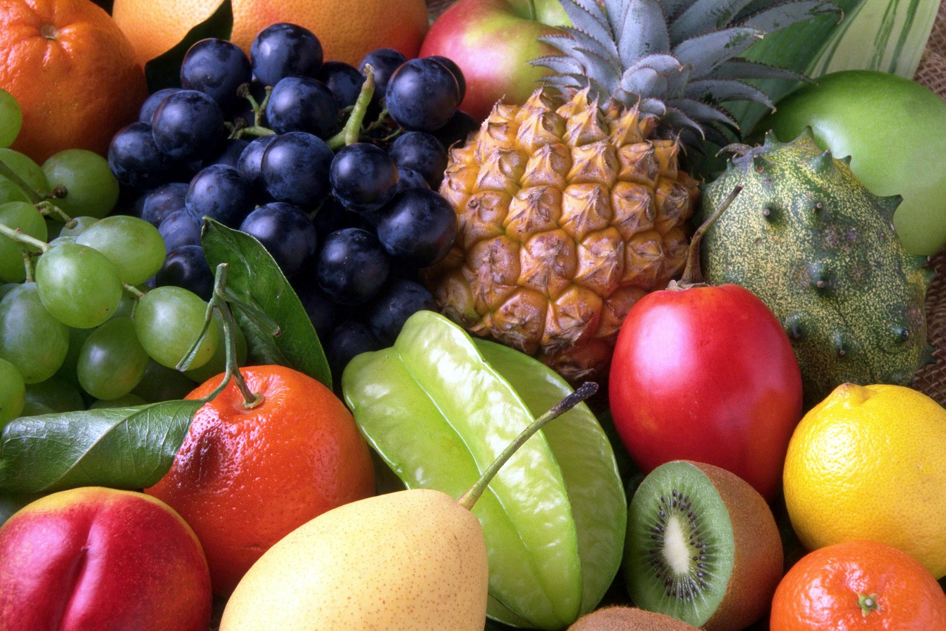 pixabay - fruit assortment