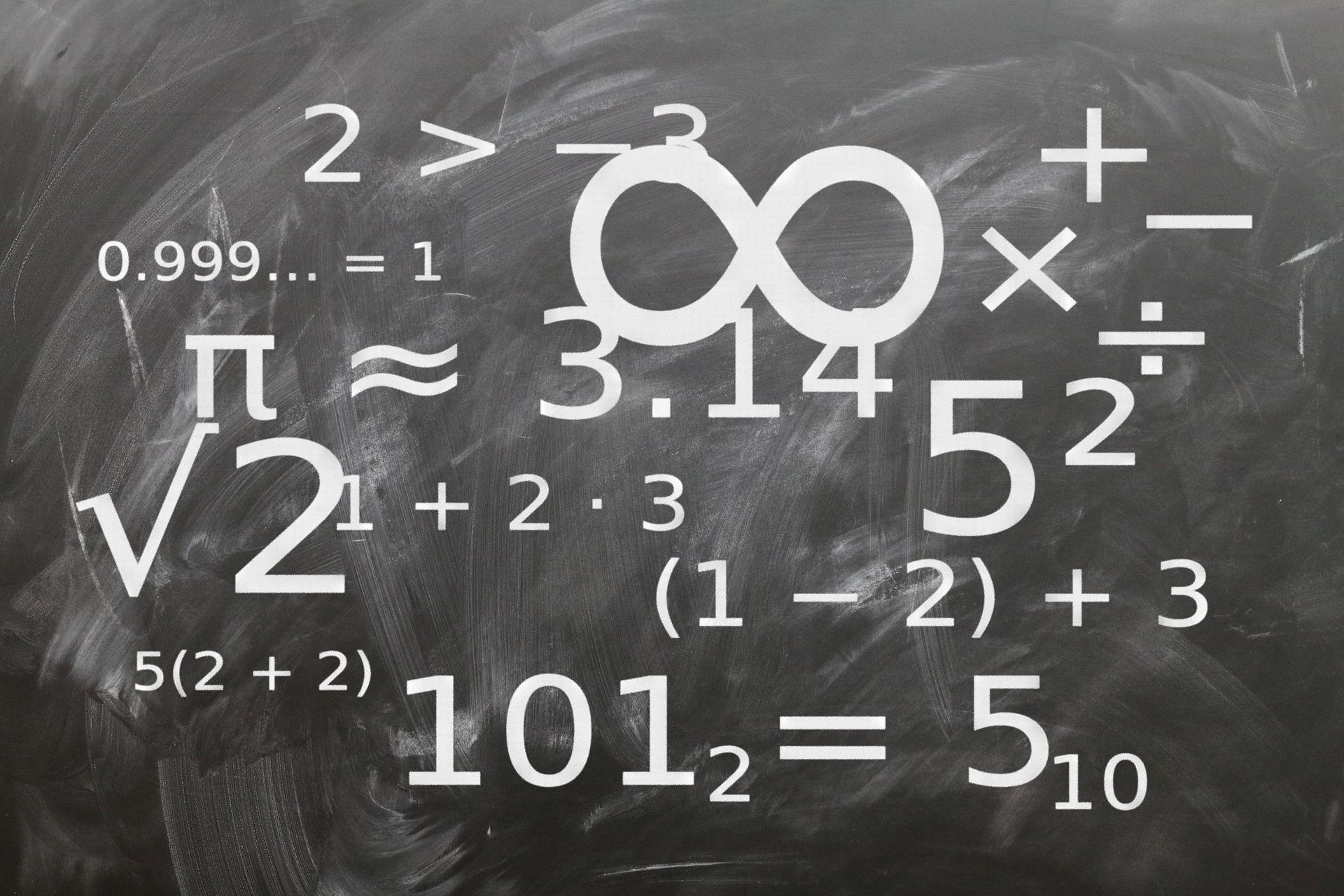 pixabay - math