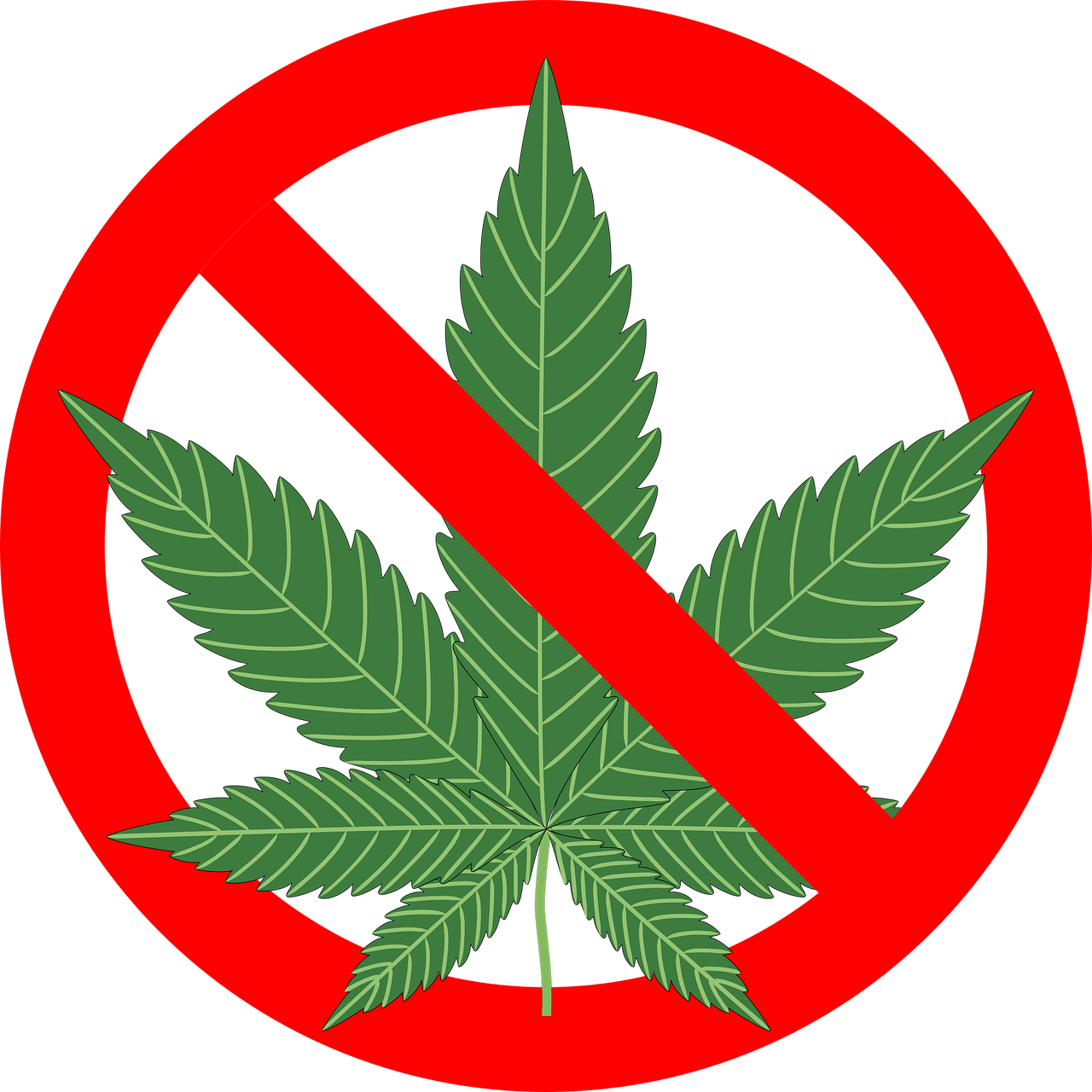 pixabay - no marijuana