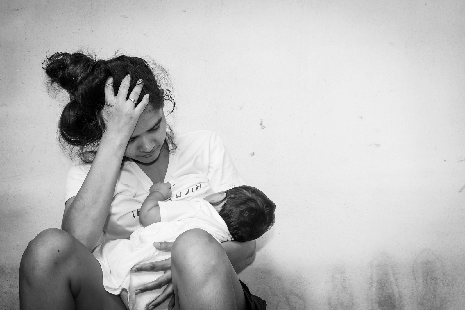 More than one in five postpartum women hide anxiety they experience after birth.