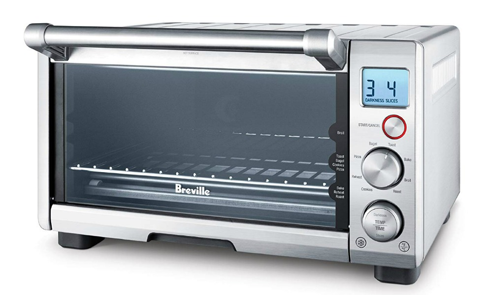 The Breville Compact Oven is a great alternative to microwaves
