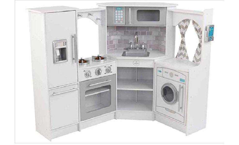 The KidKraft Corner Kitchen is a bargain this Amazon Prime Day