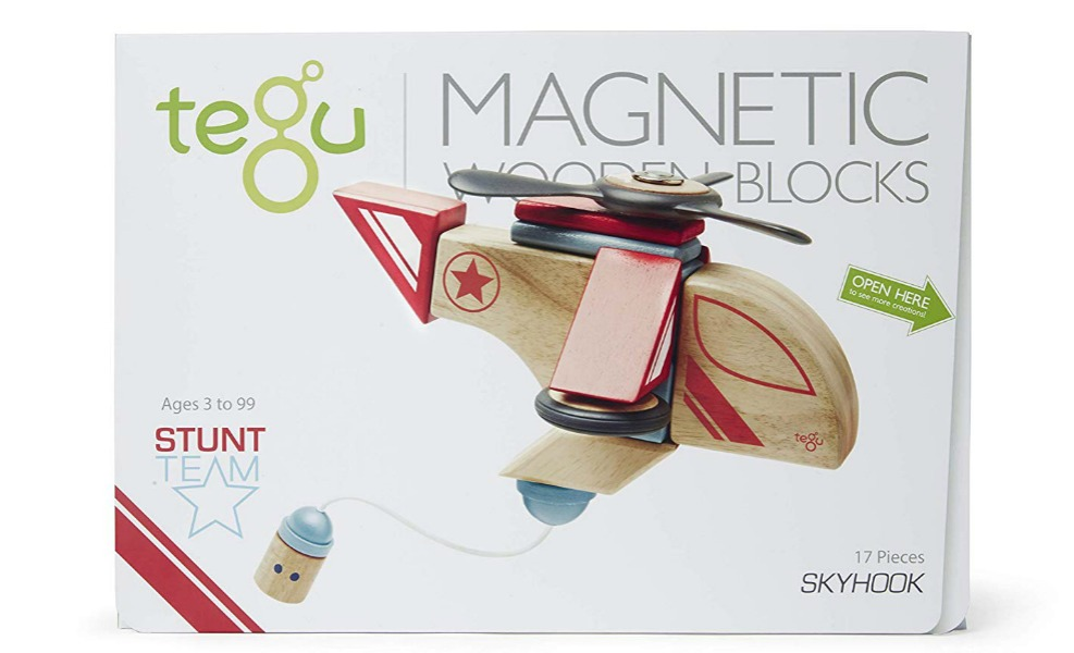 Tegu magnet blocks are a steal this Amazon Prime Day