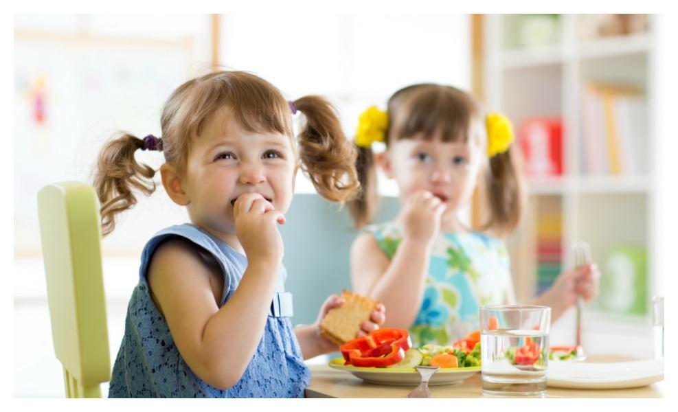 We've got tips for raising healthy eaters