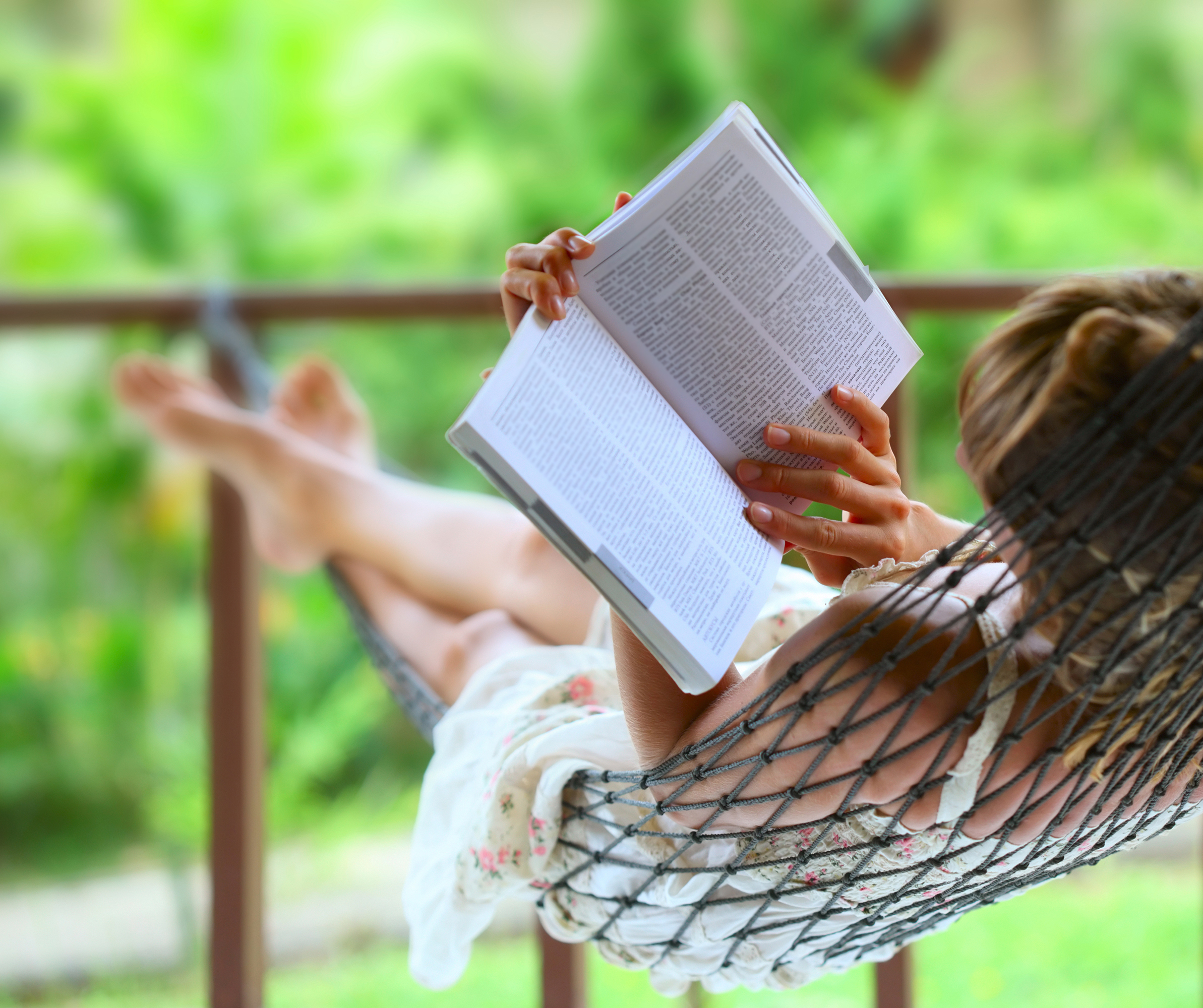 The Ultimate Summer Reading List, 2017 Edition