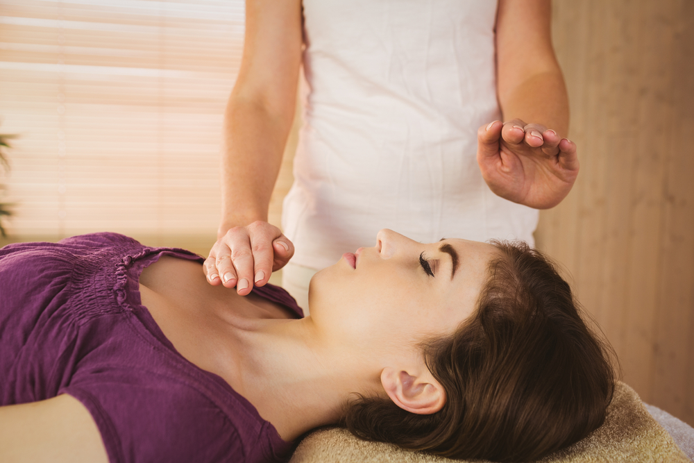 "Reiki Therapy is a safe, easy addition to any parent's natural health ""toolbox."""
