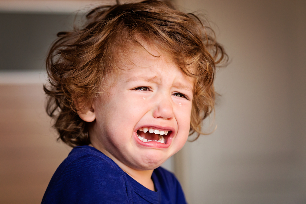 Here are some tips for dealing with your kid's screams, tears, and fears.