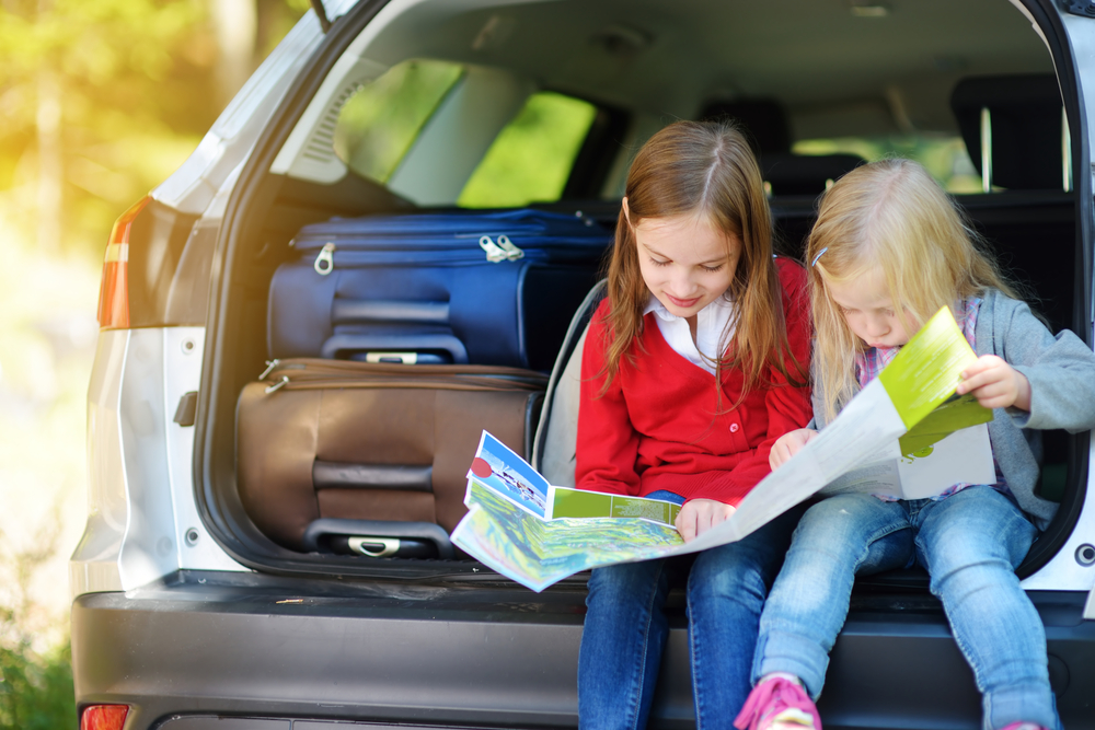 These are some of our must-haves to take on your next road trip with the kids!