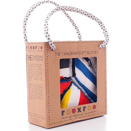 Image of: Tangram Soft Blocks