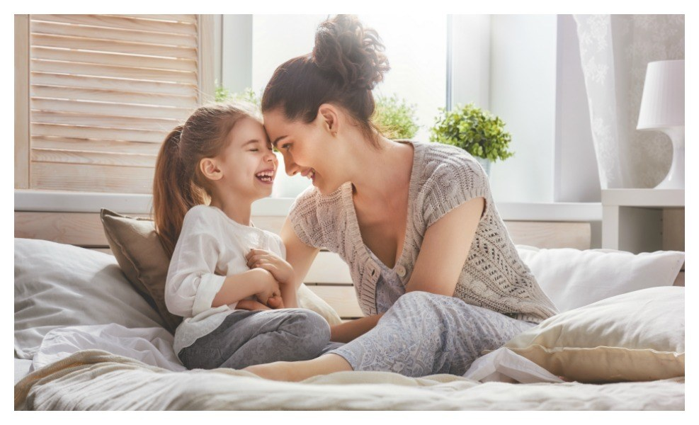 We've got some rules for being a happier mom