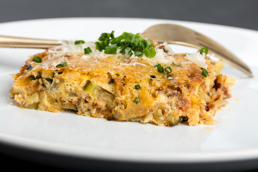 Russian Veggie Casserole Recipe
