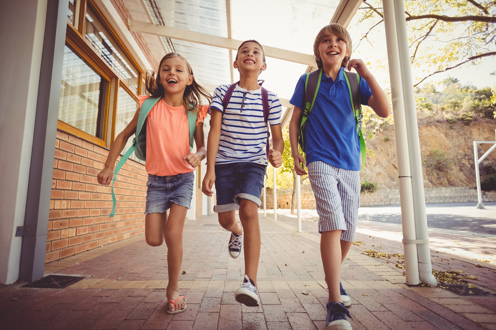 Here are five must-do things things for you and your children now that school's out!