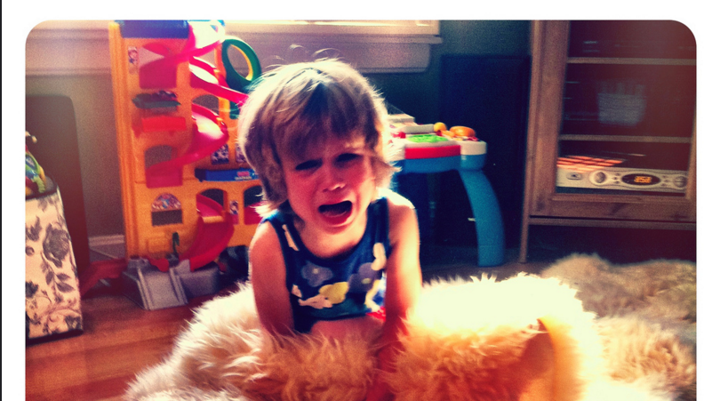 A Letter to the Parents of Tantruming Toddlers