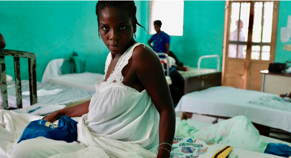 Midwives for Haiti is a not-for-profit organization that aims to increase maternity care and support.
