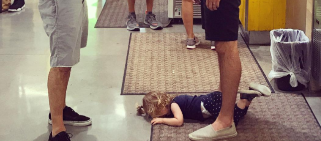 Dad's Response to Daughter's Epic Meltdown Gives Us the Feels