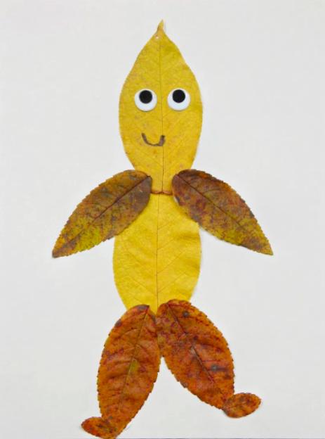 leaf-people