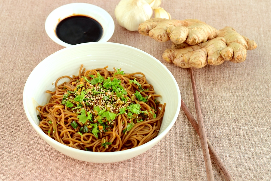 Easy Sesame Noodle Recipe