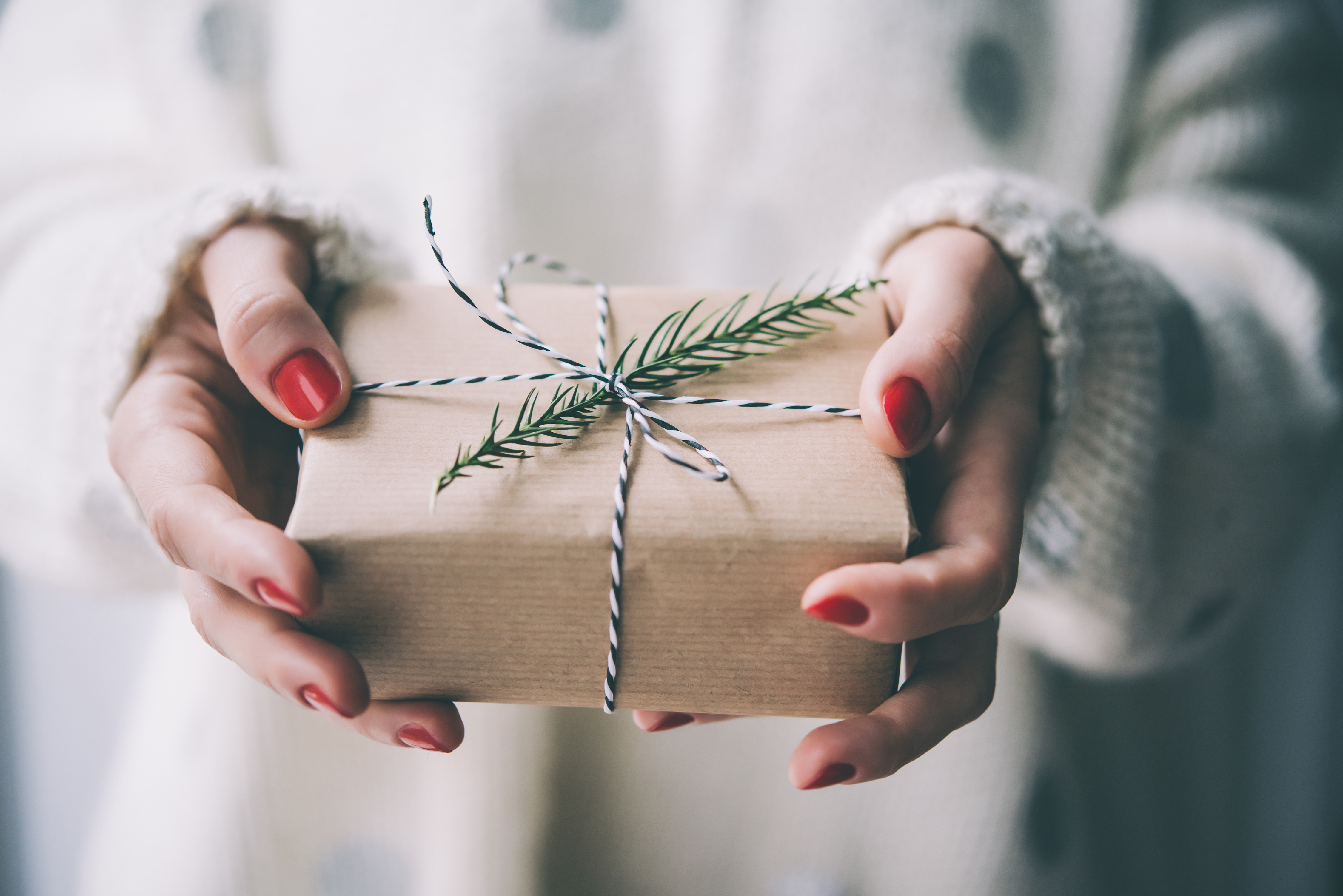 Here are my strategies for holiday giving.