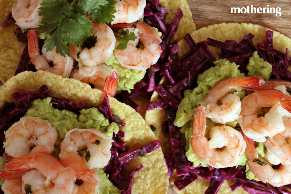 With Cinco de Mayo just around the corner, it's the perfect time to try oureasy shrimp taco recipe.
