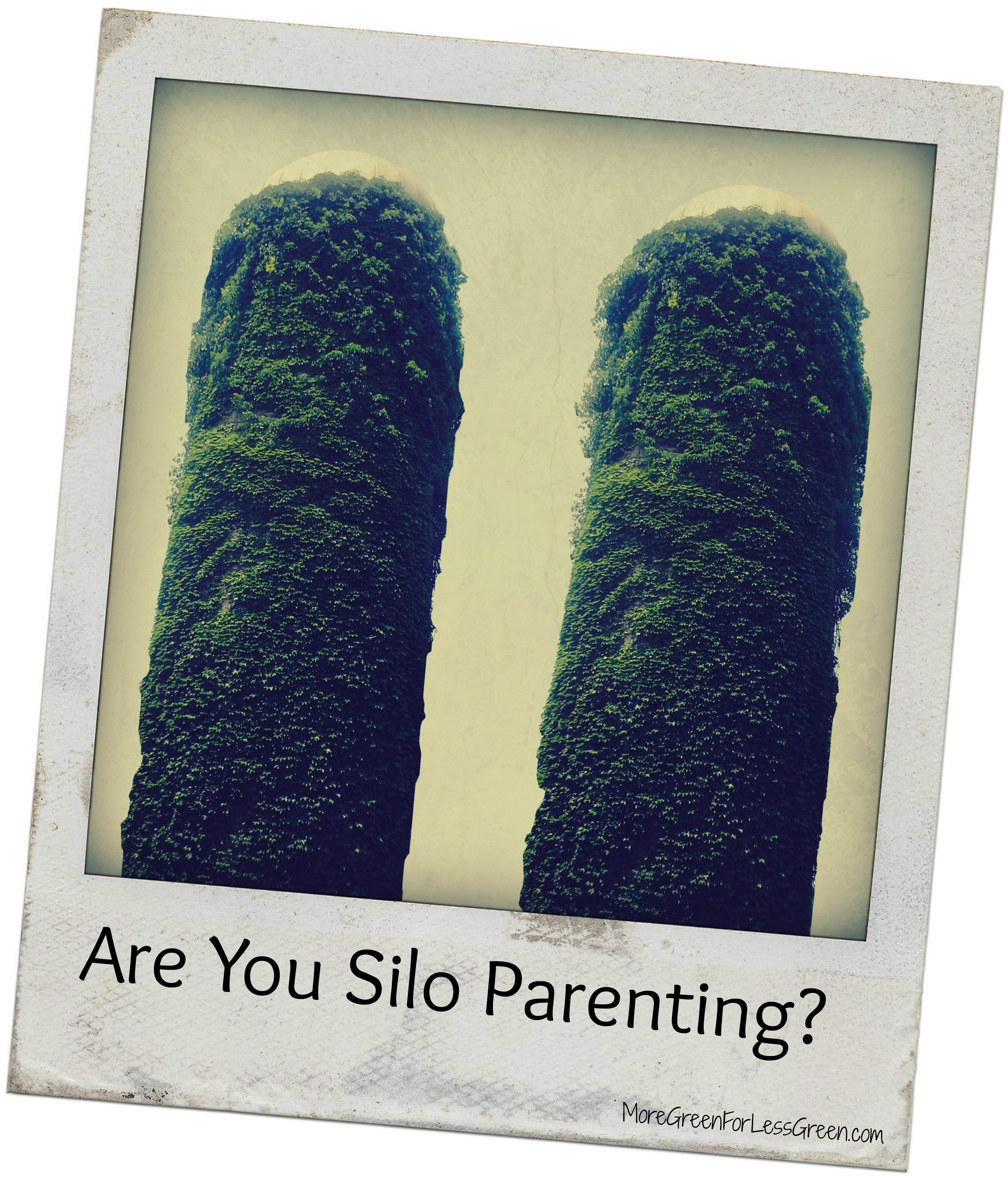 Are You Silo Parenting?