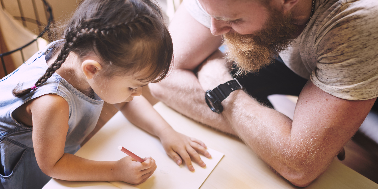 Here are five things dads want us to know about mothering.