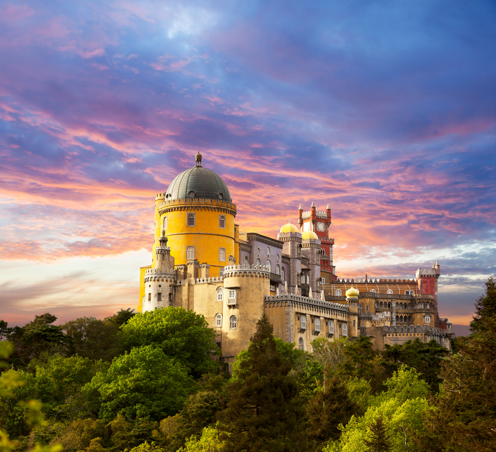 Consider a family trip to one of these fairytale destinations!