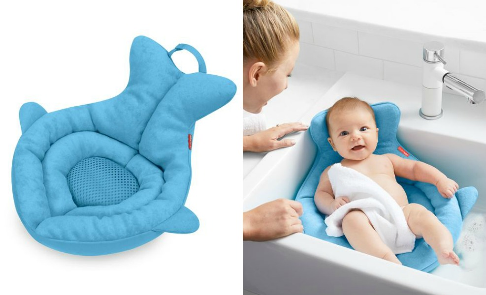 This Sink Bather Makes Baths Safe for Baby, Simple for Mom - Mothering