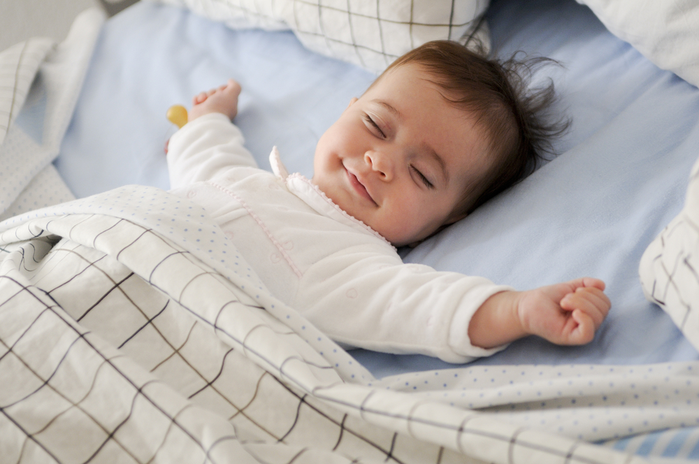 In the last year and a half, I've had a love-hate relationship with co-sleeping.