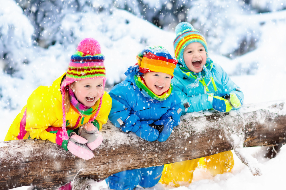 Here are some fun things to do with the kids when you're home on a snow day.