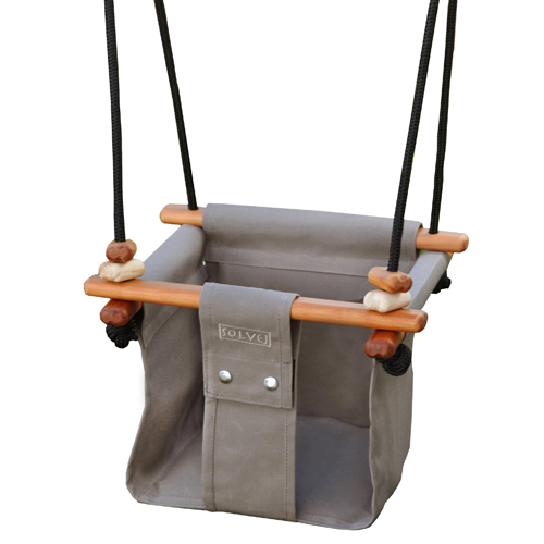 Image of: Solvej Baby-Toddler Swing