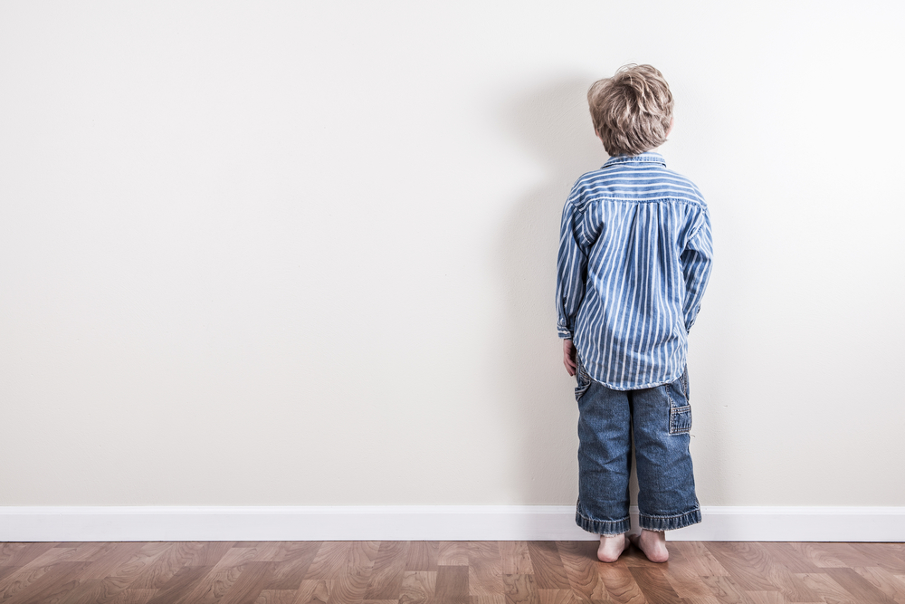 Children who are spanked may end up having more behavior problems.