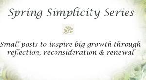 spring_simplicity