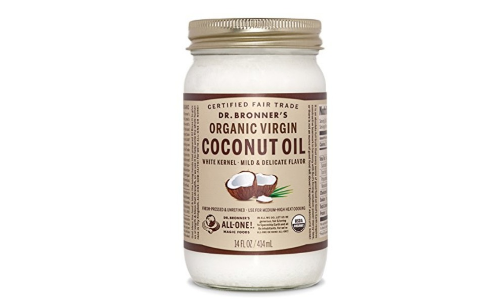 Coconut oil will be a new mama's best friend with its versatility!