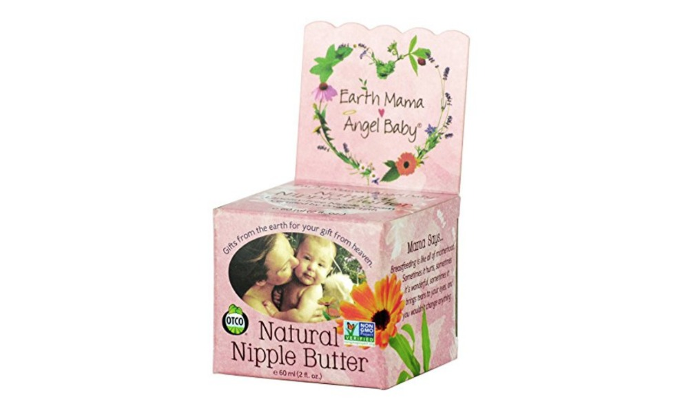 This nipple butter will make life much easier for a nursing mama!