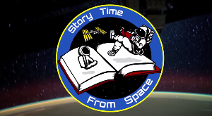Story Time from Space: Inspiring Our Future Innovators