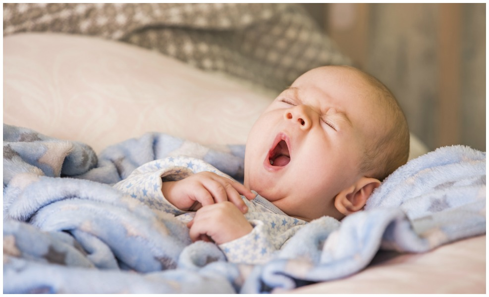 A Canadian study confirms that most babies don't sleep through the night