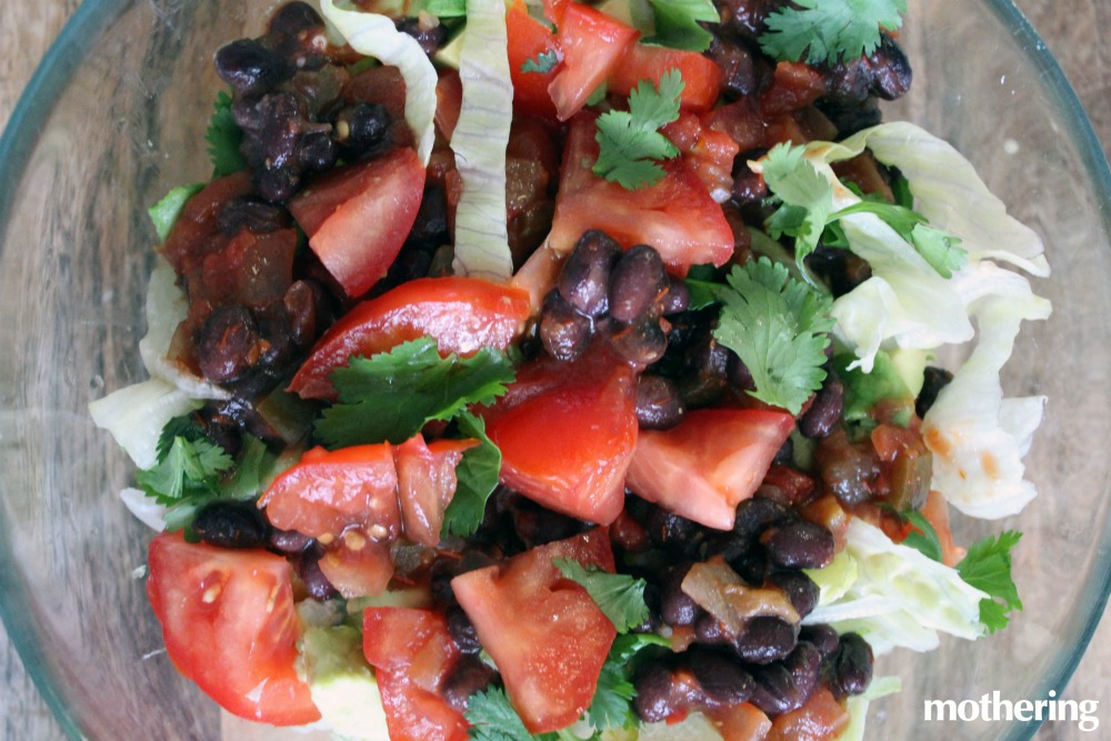 If you love tacos as much as I do, then you'll definitely appreciate this taco salad!