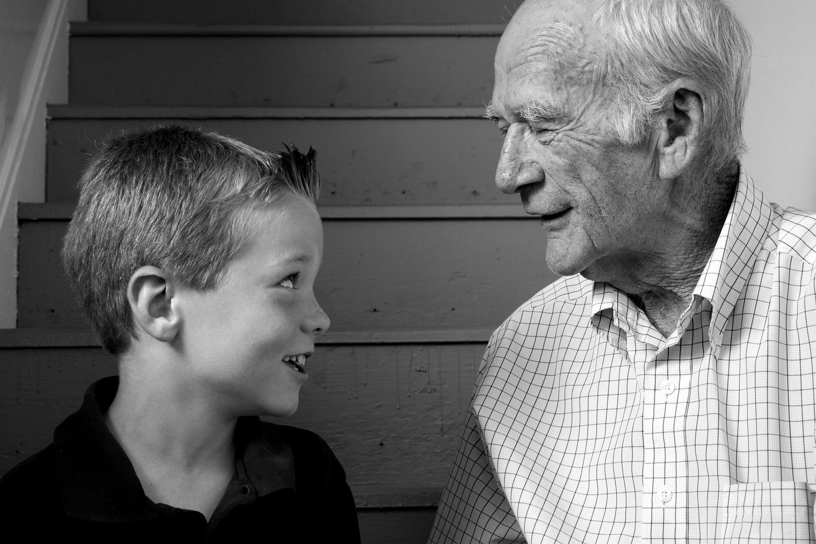 Talking-To-Grandpa