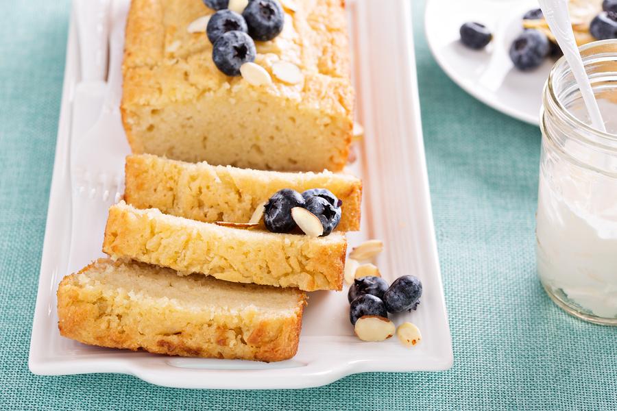 Taste of Lemon Pound Cake Recipe