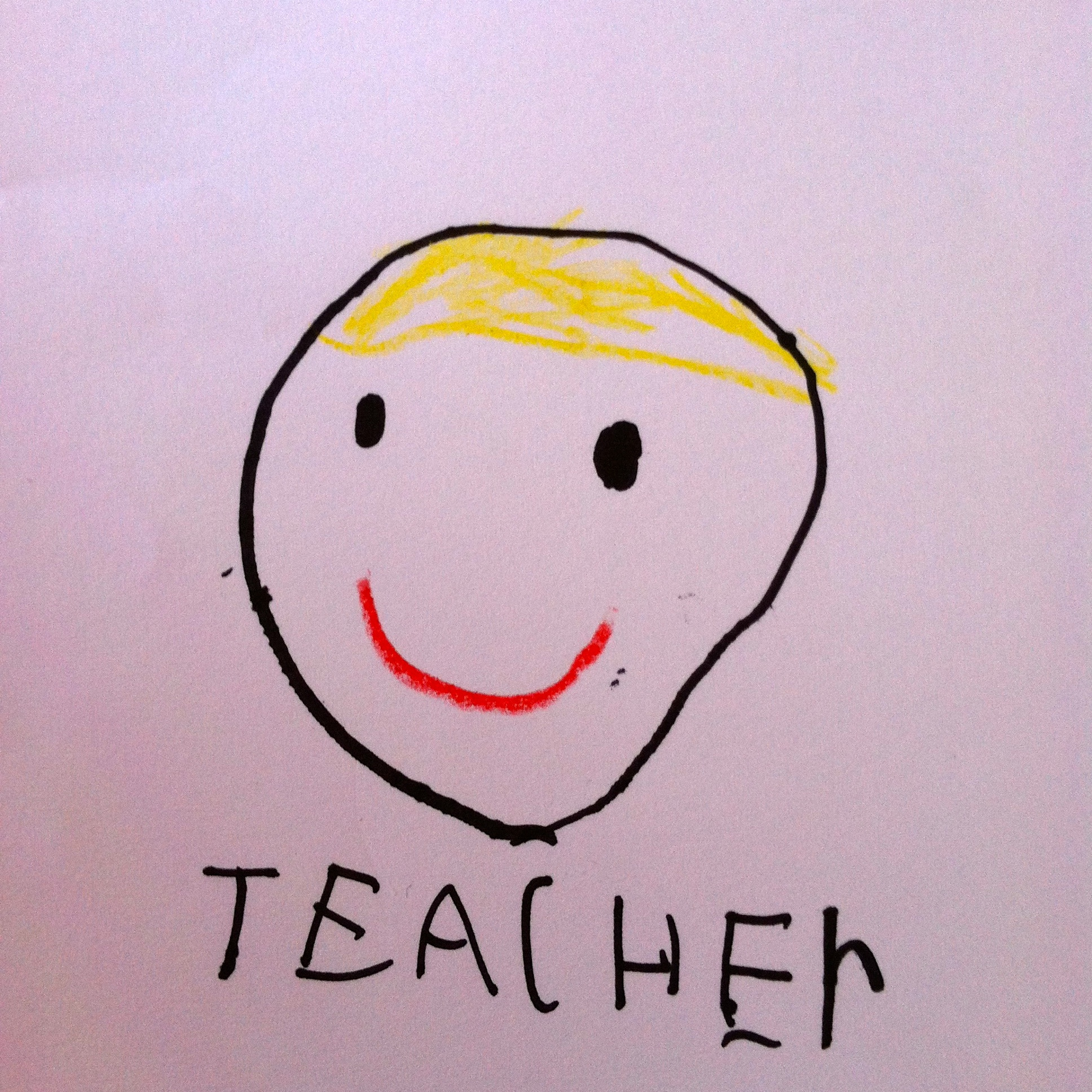 Dear Teacher: What I've Seen This Year in Your Kindergarten Classroom