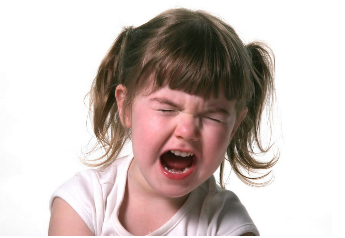 Tears and Tantrums: Life With My Three-Year-Old