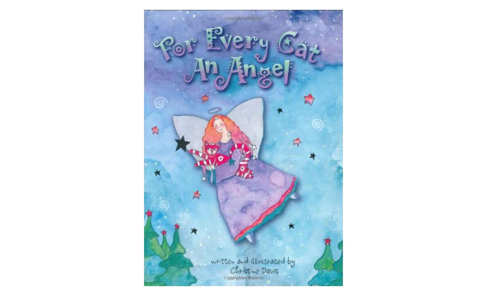 For every cat an angel teaches about pet death