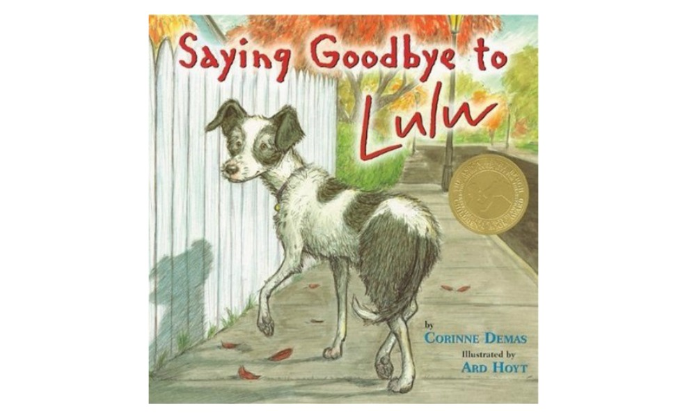 Saying Goodbye to Lulu teaches about pet death