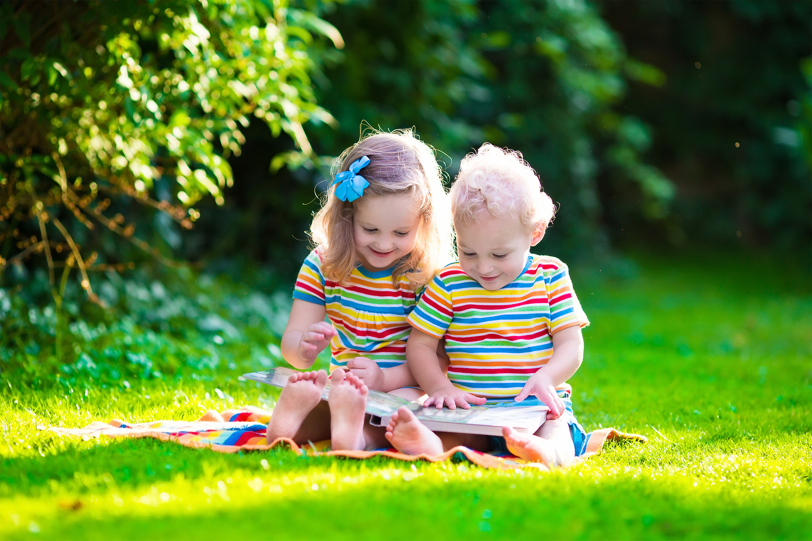 5 Early Readers for Your Kindergartener