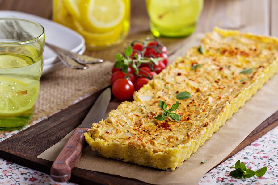 Tofu Pie Recipe