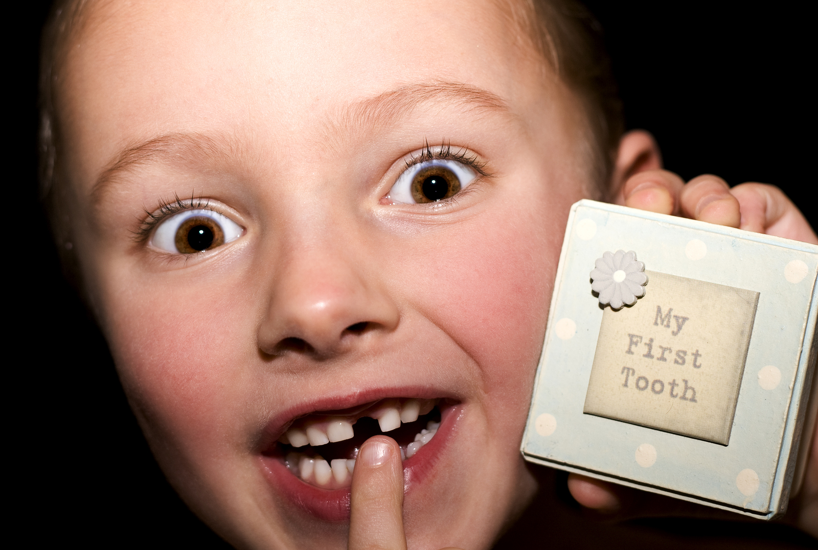It's National Tooth Fairy Day, so we pay homage to fairies all over the world!