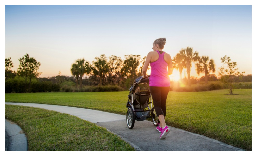 We've found the top 10 jogging strollers moms love