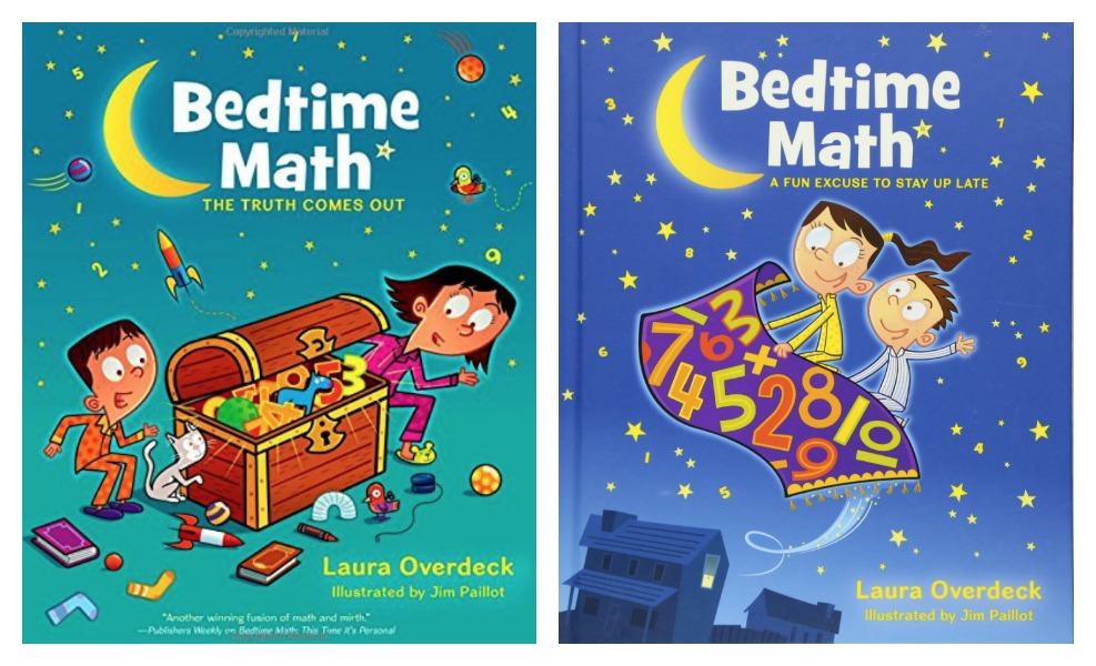 Bedtime Math is a fun reason to stay up late