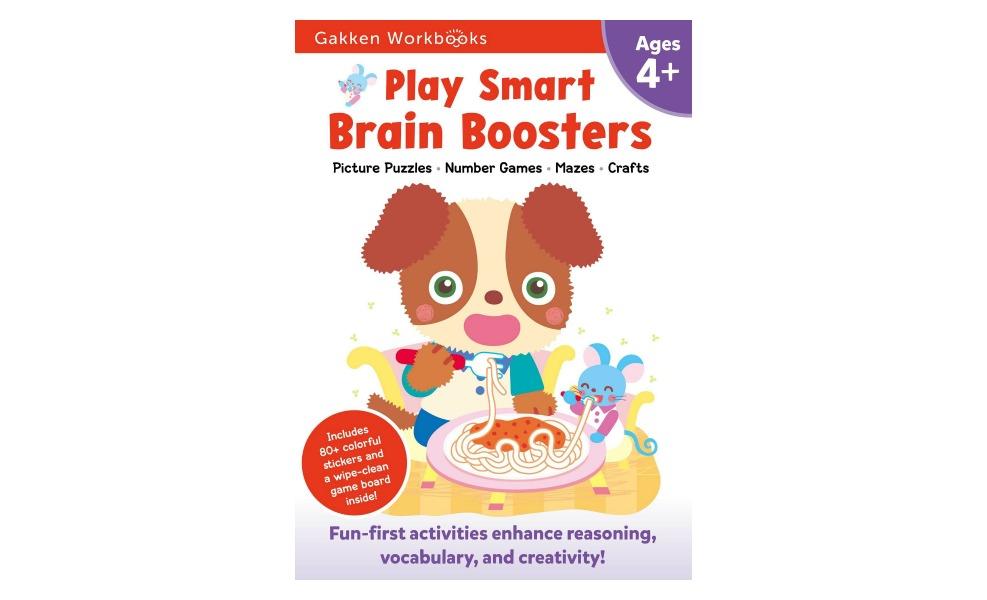 Playsmart brain boosters help math