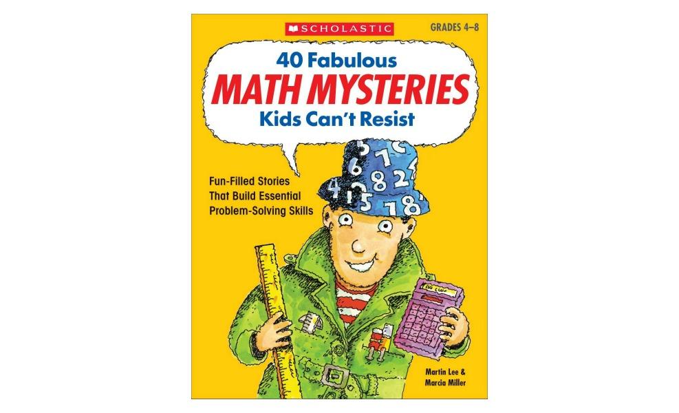 This teaches math facts in a fun way!